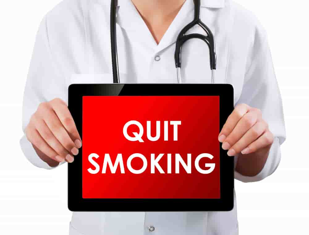 What happens when quit smoking